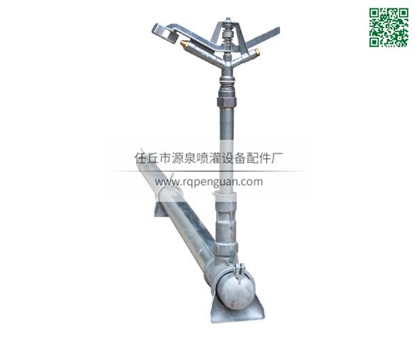 喷灌铝合金管组合